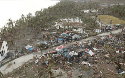 Red Cross, partners aid typhoon victims in Catanduanes, CamSur