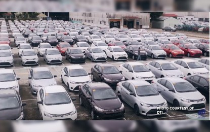 Imported vehicle sales drop 40.7% in 2020