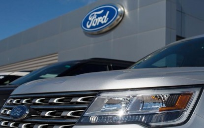 Ford shuts all plants in Brazil