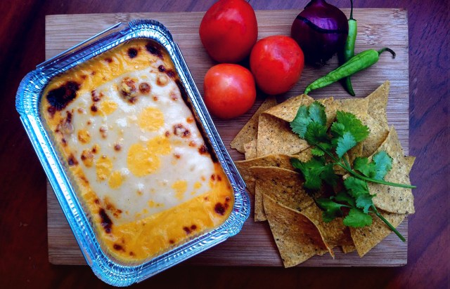 Home-based Food Business Insights | Crunchy nachos and baked cheesy dip
