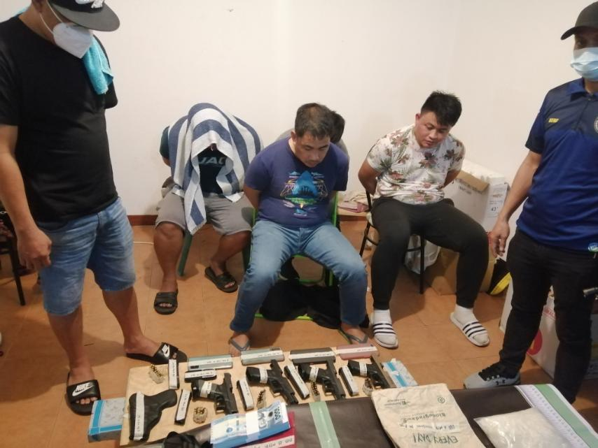 Sinas orders restrictive custody, criminal charges vs 4 Olongapo narco cops