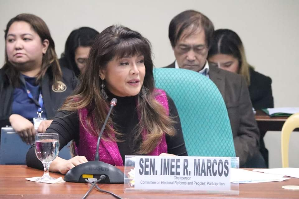 Imee: 4,000 daily spikes in COVID-19 cases looms