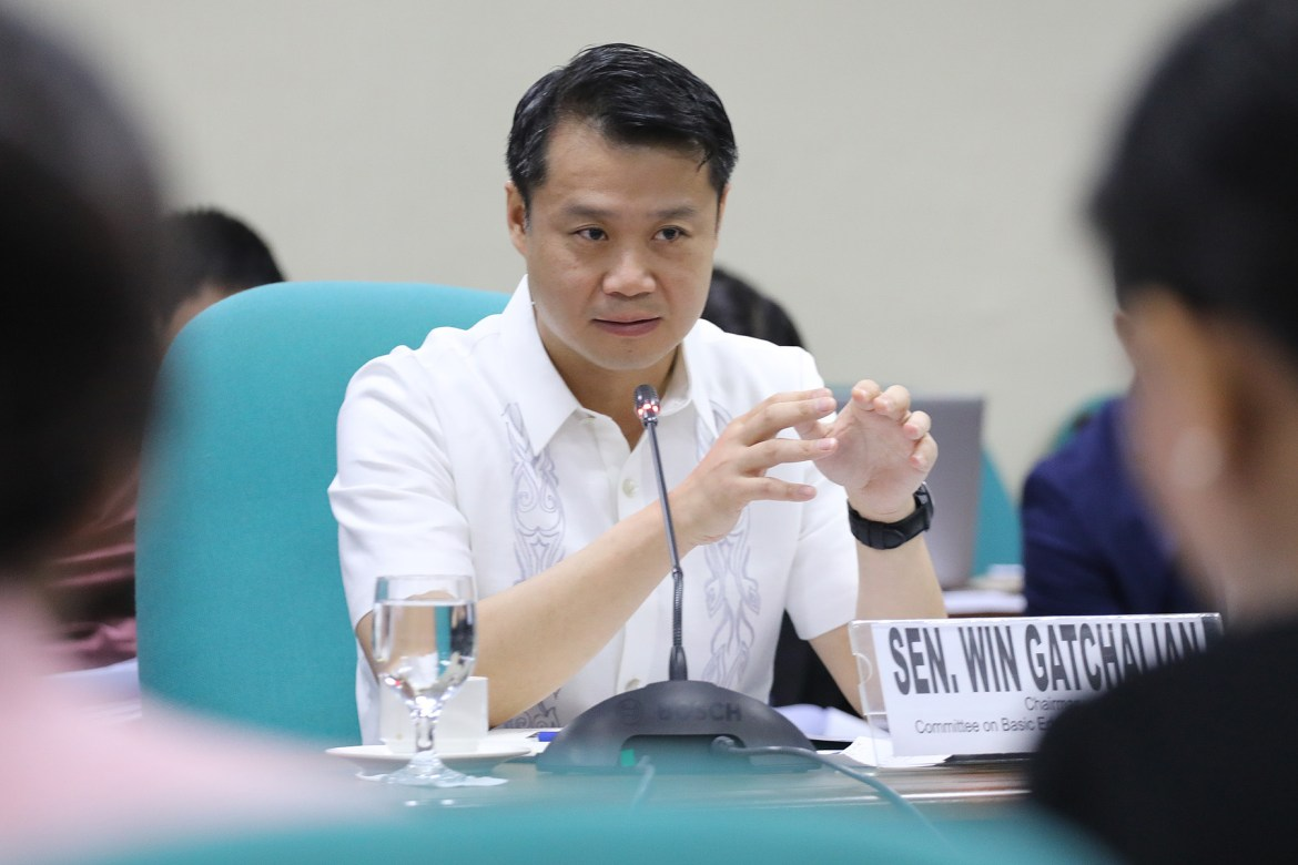 """Gatchalian seeks health interventions for vulnerable infants, mothers amid looming """"baby boom"""""""