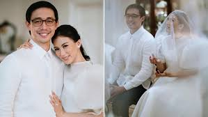 Alex Gonzaga and Mikee Morada are now married
