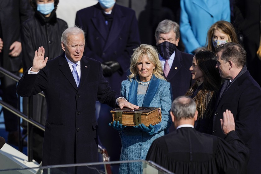 Biden's foreign policy challenges