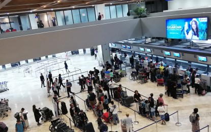 Passengers transiting to Korea no longer need RT-PCR at NAIA