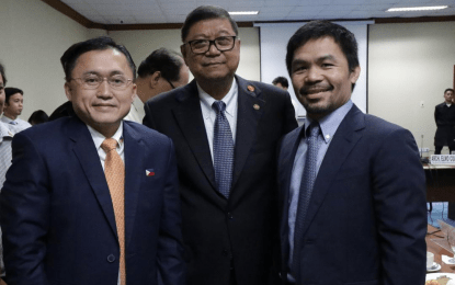 Go, Nieto to grace opening of National Sports Summit 2021
