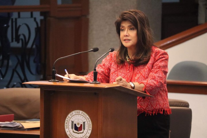 Imee: COVID-19 vaccine must be 'Halal' for Muslim Filipinos