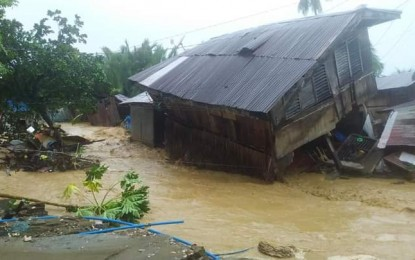 Nearly 50K families affected by 'Auring'