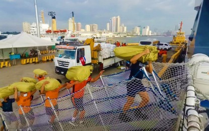 Relief aid on its way to storm-hit Surigao provinces