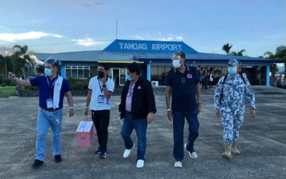 Tugade orders 'thorough' check of Tandag Airport