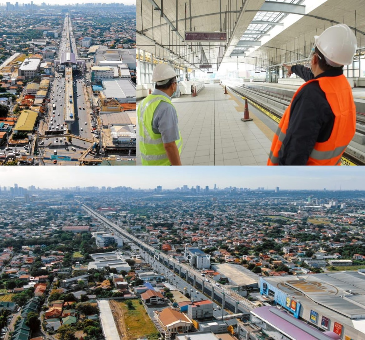 LRT–2 East extension project nears completion