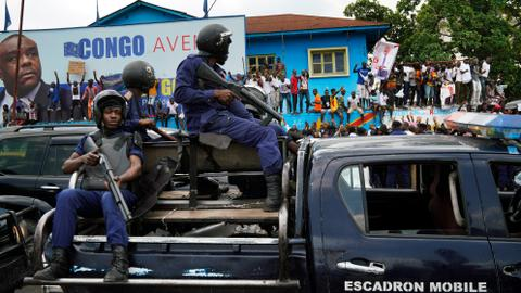 BREAKING NEWS: Italian ambassador is killed in attack on UN convoy in DR Congo
