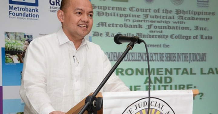 House to tackle FLAG-Maharlika impeachment case vs AJ Leonen