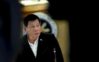 Duterte wants to witness arrival of China's donated Sinovac vax