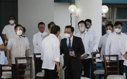 China-donated Sinovac vaccines arrive in PH