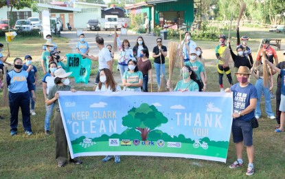 Responsible use of open, public spaces in Clark Freeport pushed