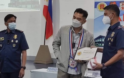 Napolcom commends 29 Pangasinan police officers