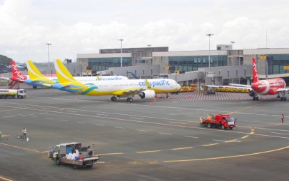 Flight options offered to air travelers affected by GCQ