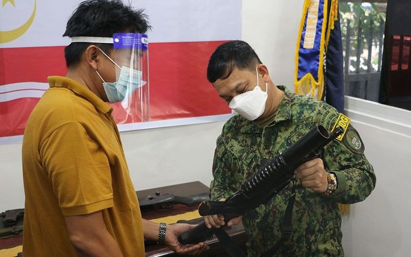NTF-DPAGS: Private armed groups in Maguindanao disbanded in Q1