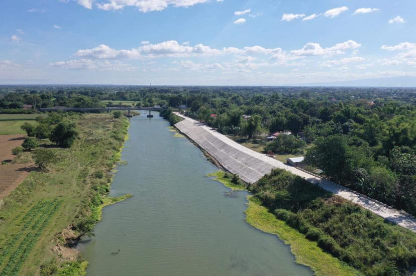 DPWH completes concrete road leading to Angalacan River Park in Pangasinan