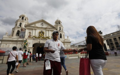 Allowing faithful inside churches up to parish priests: Pabillo