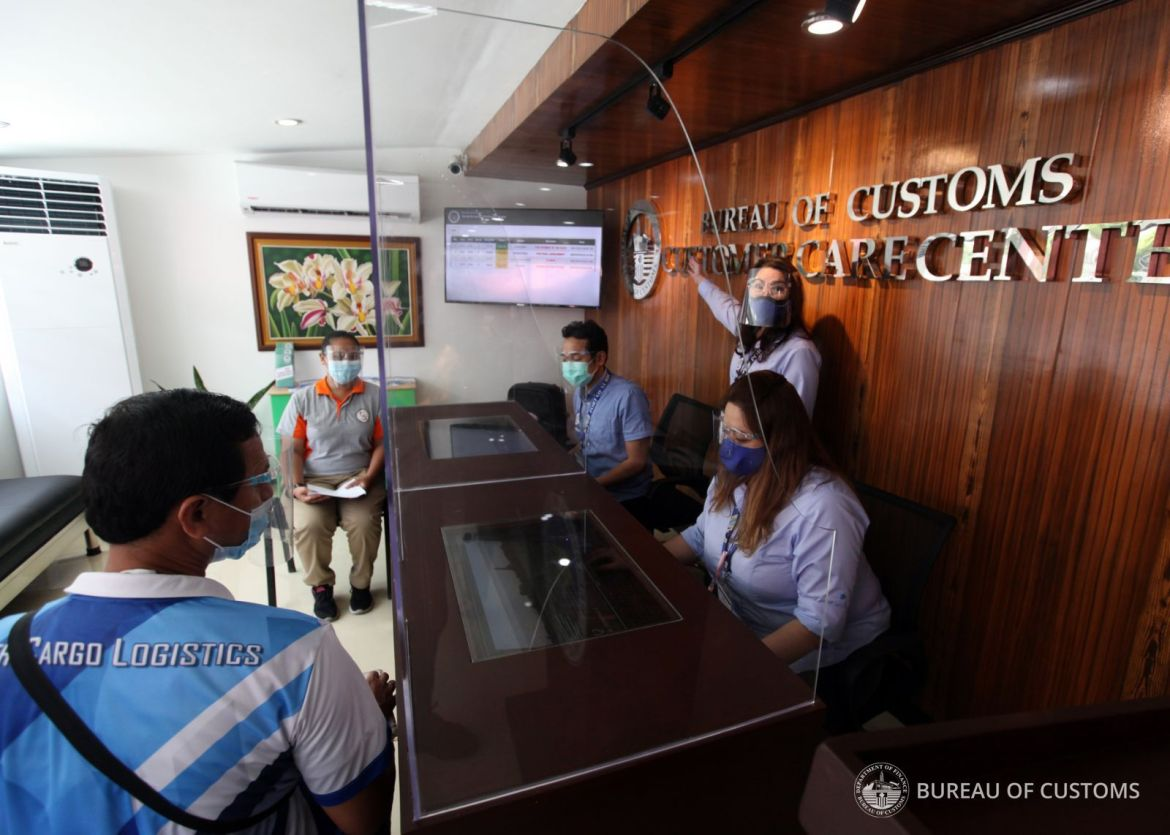 Subic Customs exceeds collection target