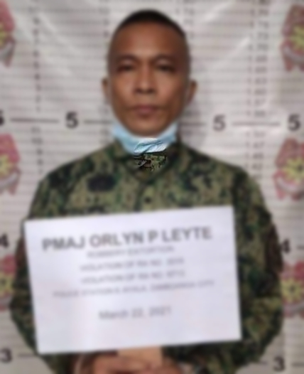 5 'Kotong cops' nabbed in Zamboanga City
