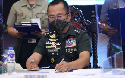 CPP-NPA tainted by 'violence, lies': AFP chief