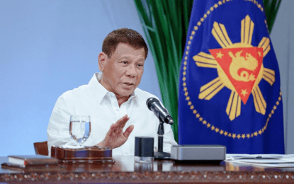 Duterte 'pleased' PACC has delivered on its promise