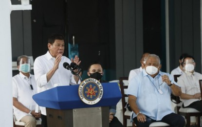 Duterte to visit China to thank Xi for vax donation
