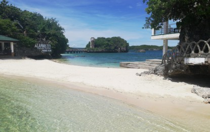 Hundred Islands National Park in Pangasinan open on Holy Week