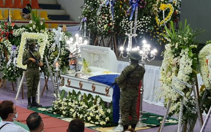 March 24 non-working day in Calbayog for slain mayor's funeral