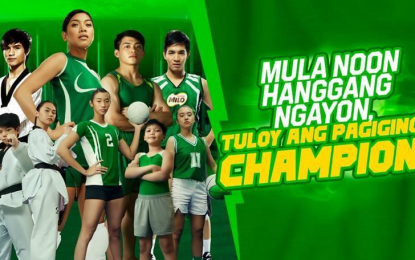 MILO pursues drive to produce next generation of champs