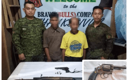 Disgruntled NPA members yield to Army in S. Kudarat