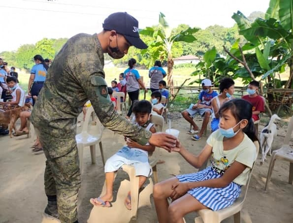 242 benefit from Expanded Caravan, Info Drive