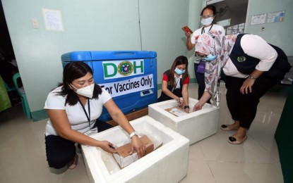 91% Sarangani health workers vaccinated vs. Covid-19