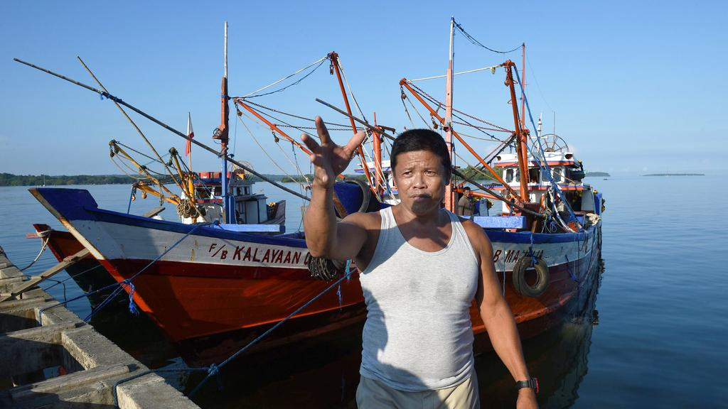 BFAR assures local fishermen they will be protected in their traditional fishing grounds in WPS