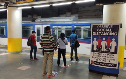 MRT-3 increases limited ops to 14 trains