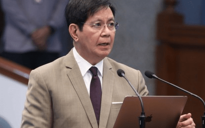 Corruptions at DA not only threatens food security, national security as well, says Lacson