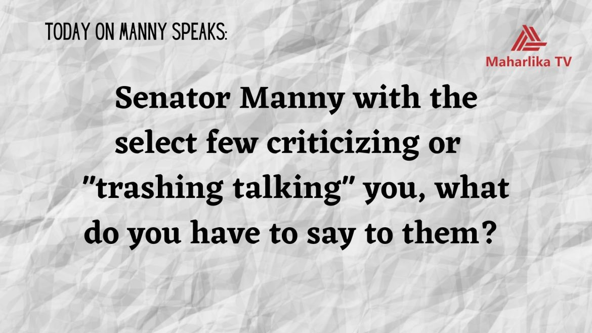 Manny Speaks: Pacquiao on Trash Talking and those criticizing him