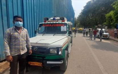 Covid-19 surge rattles hospitals in India