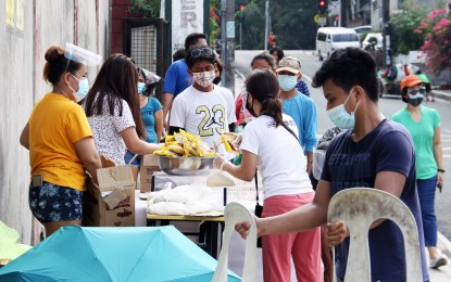 PRRD suggests scheduling system for community pantry ops