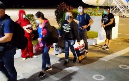 Tacloban villages to monitor travelers from NCR Plus