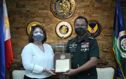 AFP lauds ASoG for support on military education