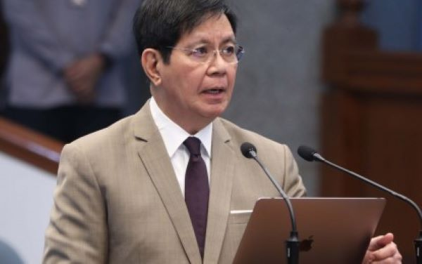 Lacson hails Palace for upholding rule of law in Army leadership change