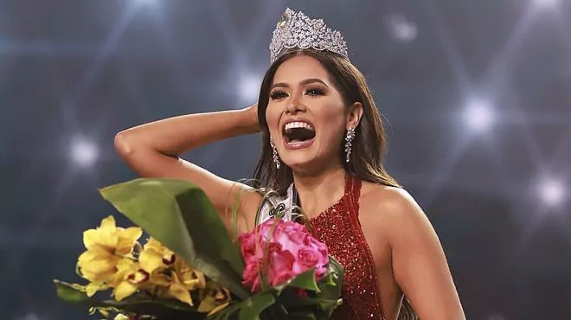 What awaits Andrea Meza apart from her Miss Universe 2020 title