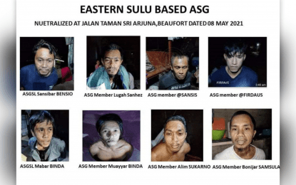 2 Abu Sayyaf leaders, 6 followers nabbed in Sabah
