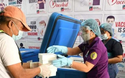 Over 18K Bacolod folks vaccinated vs. Covid-19