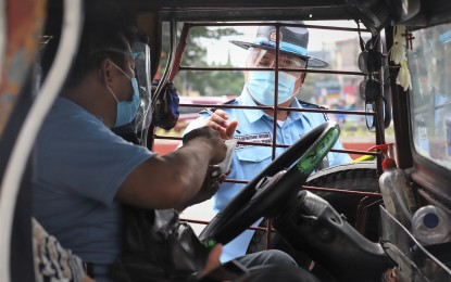 Vaccination of PUV drivers, riders crucial to keep economy going
